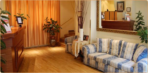 Hotel Ascot Florence 3 Star Accommodation Firenze